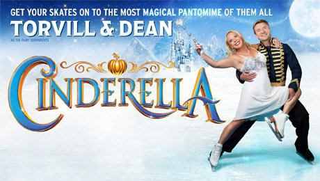 #Cinderella is on at the @BristolHipp. Don't miss this fantastic show with @torvillanddean https://t.co/obuP6IIssr