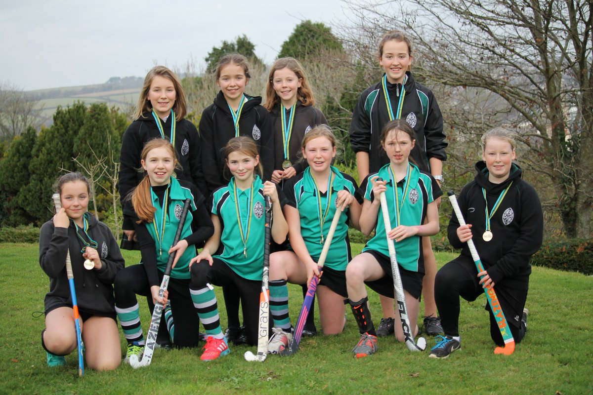 "Truro High School on Twitter: ""Our Year 7 #hockey heroes were so excited to  get their medals today after storming to #victory in the Peninsular Hockey  Festival last week… https://t.co/J1vcLxpXEi"""