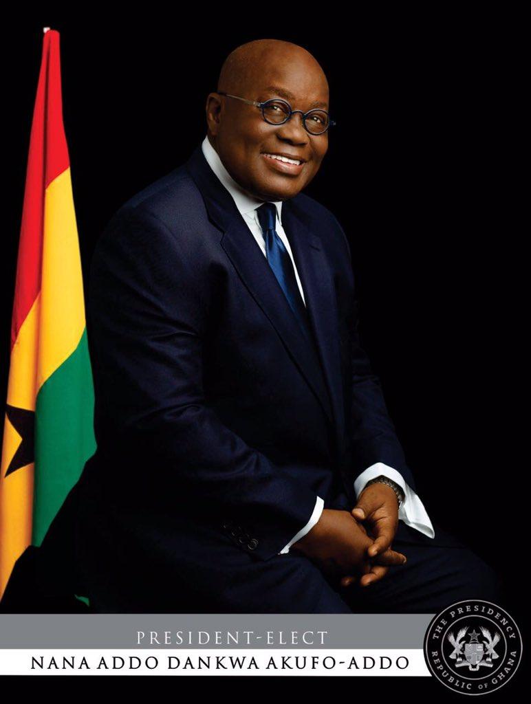 Thank you Ghana. #ChangeHasCome https://t.co/eLj3WV6k3r