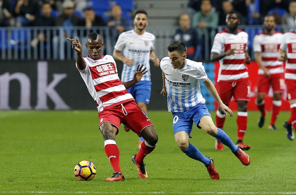 Video: Malaga vs Granada