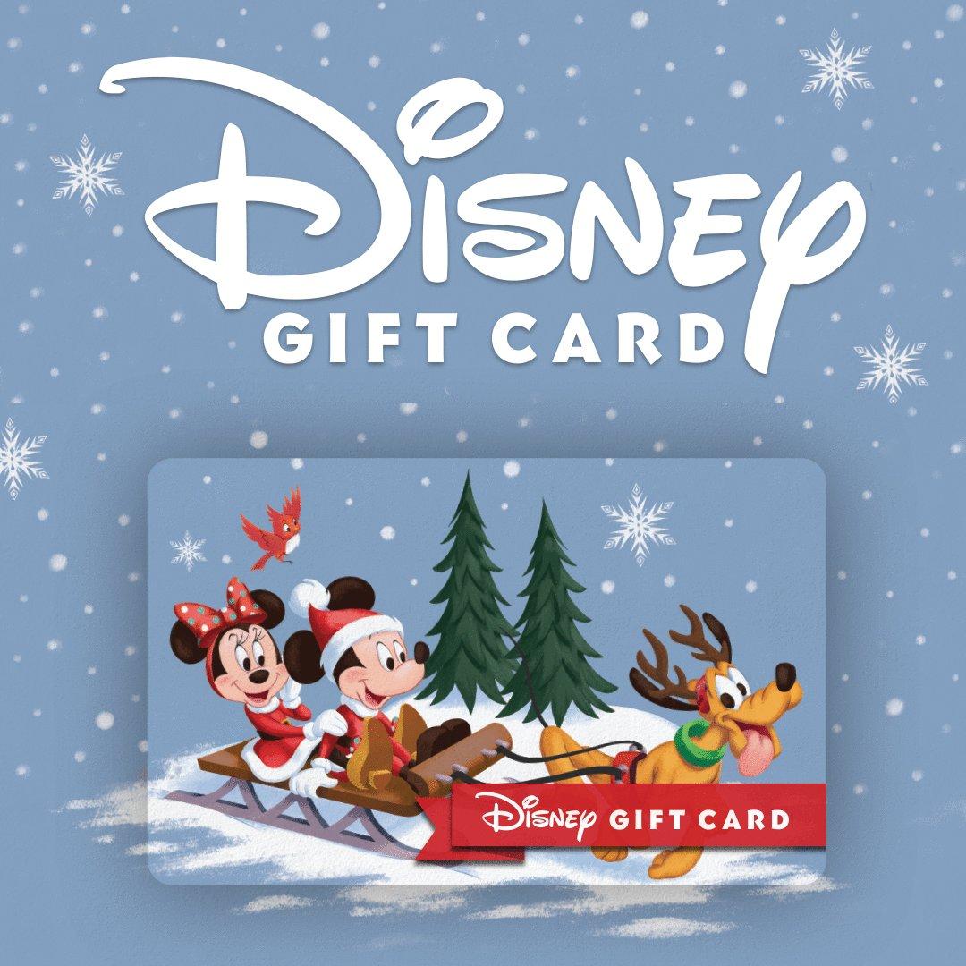 Disney Gift Card (@DisneyGiftCard)
