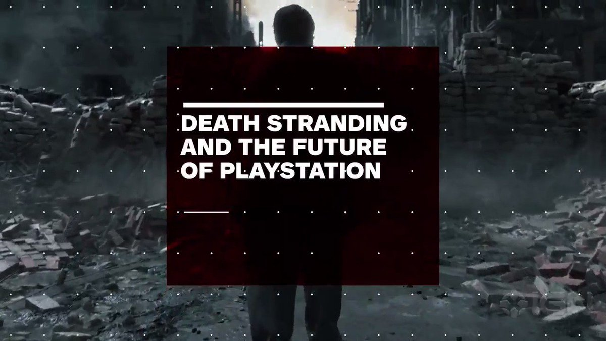 We sat with @HIDEO_KOJIMA_EN to talk #DeathStranding, #HorizonZeroDawn, and the future of #PlayStation.