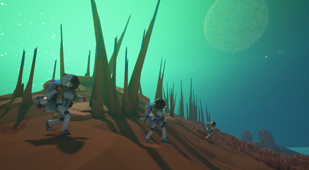 Astroneer Entering Early Access and Game Preview Next Week - https://t.co/oM60bLsWcH https://t.co/4p6xvsrDPU
