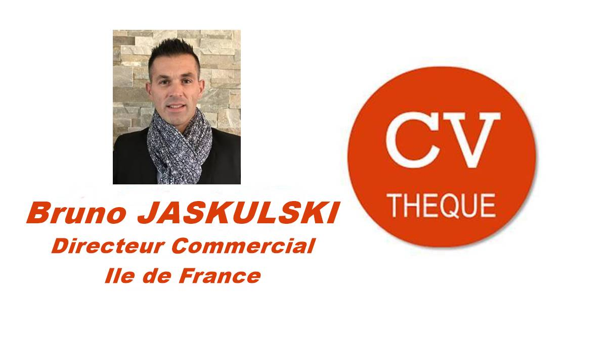 #Emploi TOP – Ile de France – Bruno JASKULSKI – Directeur Commercial – CVthèque #Job @LucNAROLLES https://t.co/TCxd1IoKar