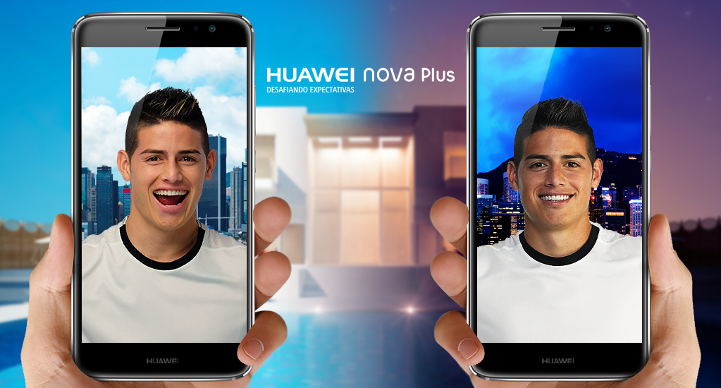 Calidad de día o de noche. Así es el nuevo #HuaweiNovaPlus siempre #De...