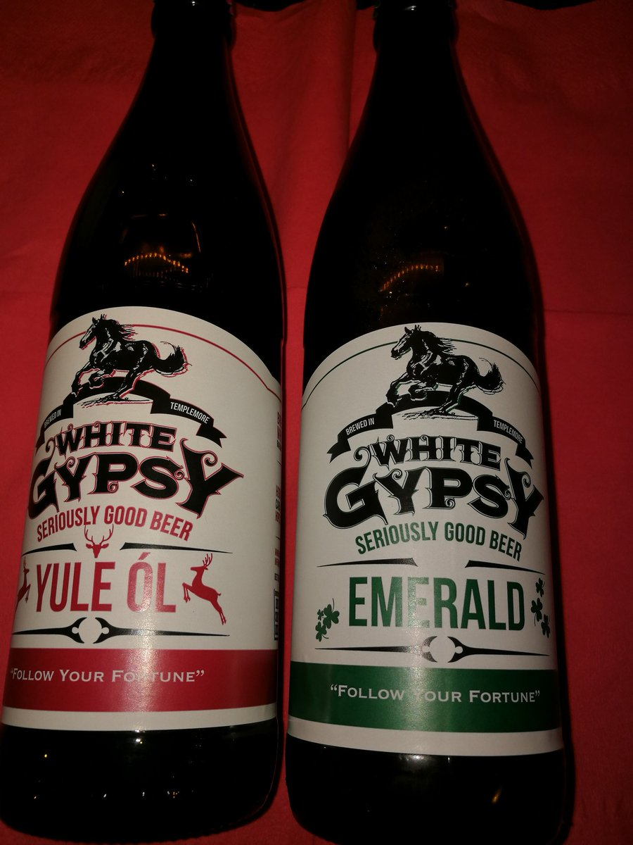 White Gypsy Yule Ol