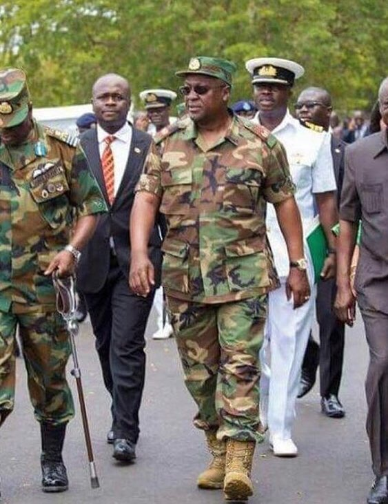 You've shown that you're one of the greatest leaders ever.  Well done!! Ghanaians will always remember you. https://t.co/8qzr4gOzIg