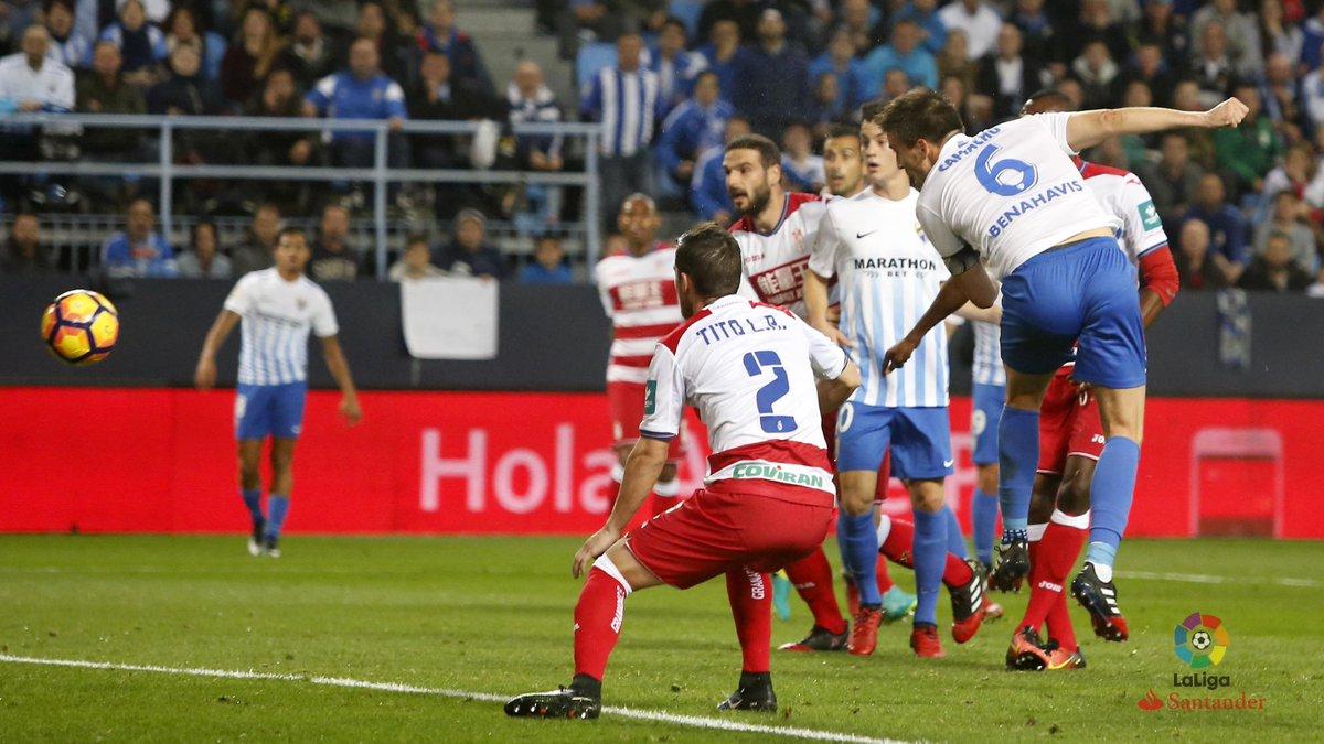 Бойко и Кравец в основе на матч Малага — Гранада