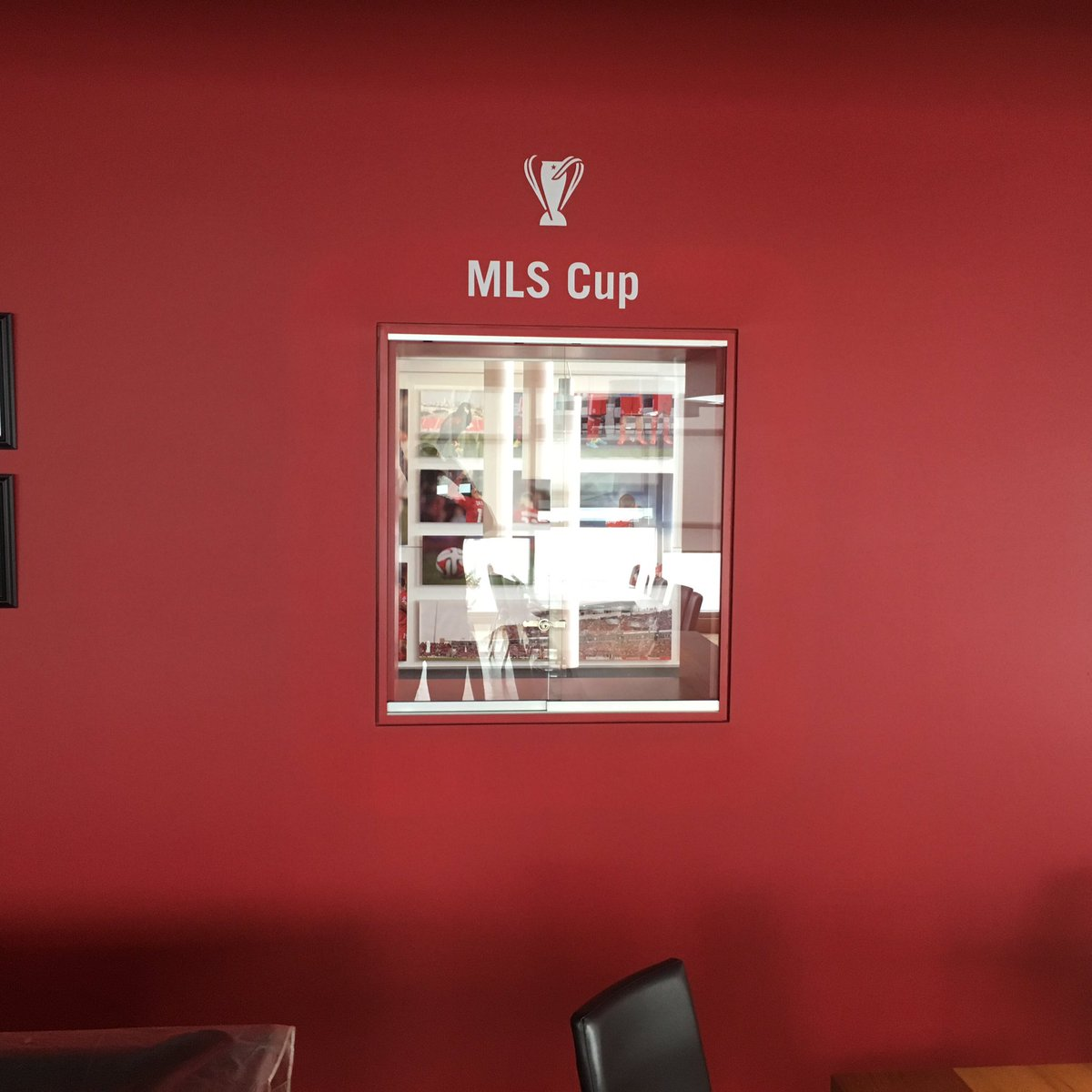 John Molinaro On Twitter Tfc Built These Trophy Cases At