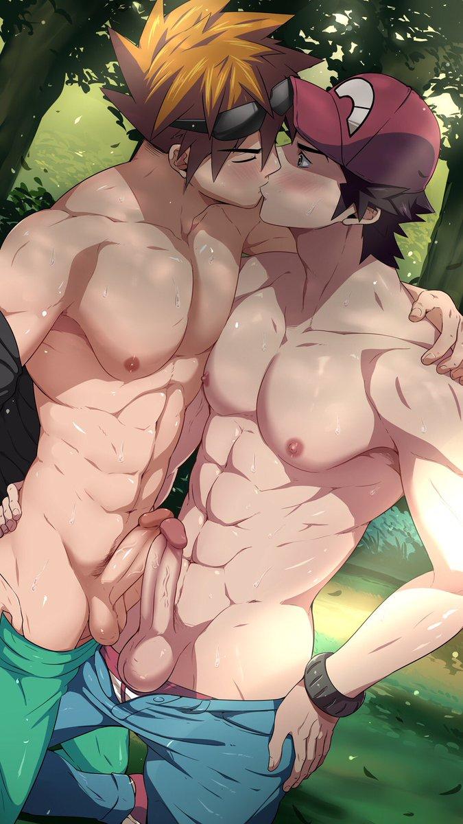 Naruto and kiba gay sex