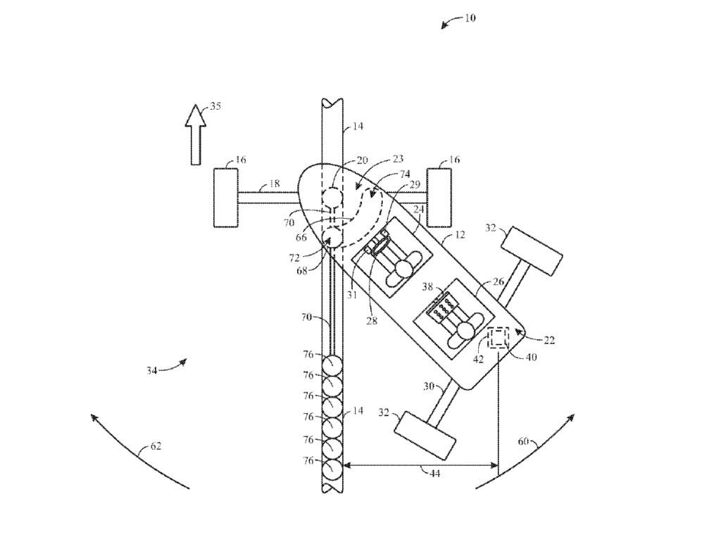 Cabel On Twitter Looks Like The Patent Landed For What Has To Be