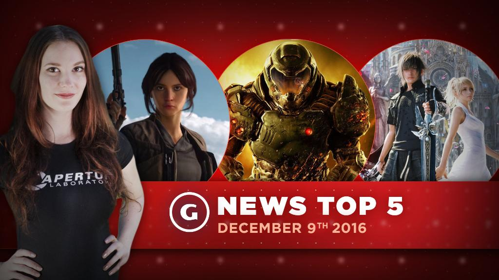 #GSNews Top 5   ARK Survival Evolved On PS4 And Final Fantasy XV Updates!  Http://l.gamespot.com/60148KC9G Pic.twitter.com/z594tYfqJh