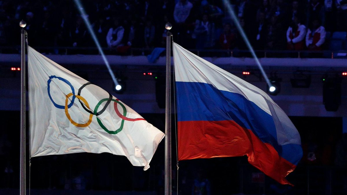 More than 1,000 Russian athletes involved in organized doping