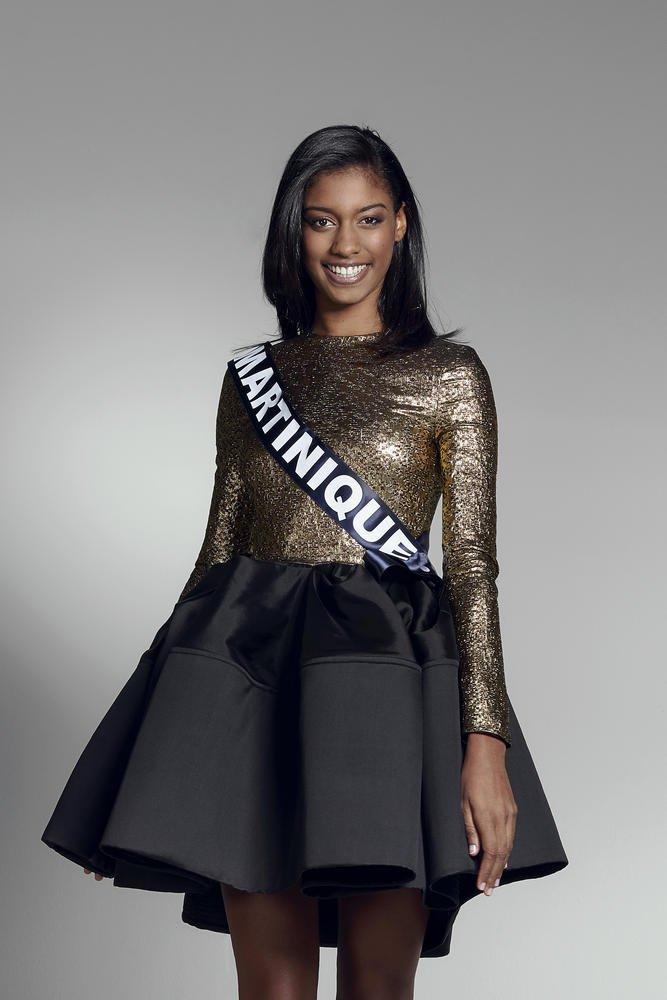 Aurélie Joachim, Miss Martinique 2016 : « J'ai l'esprit de ...