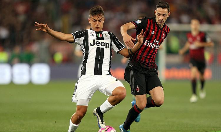 Supercoppa Italiana 2016: Dybala sbaglia, Pasalic no. Trionfa il Milan