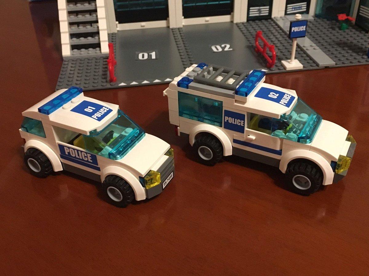 Ryan Walls On Twitter Lego City Police Station Set 7498 Check It