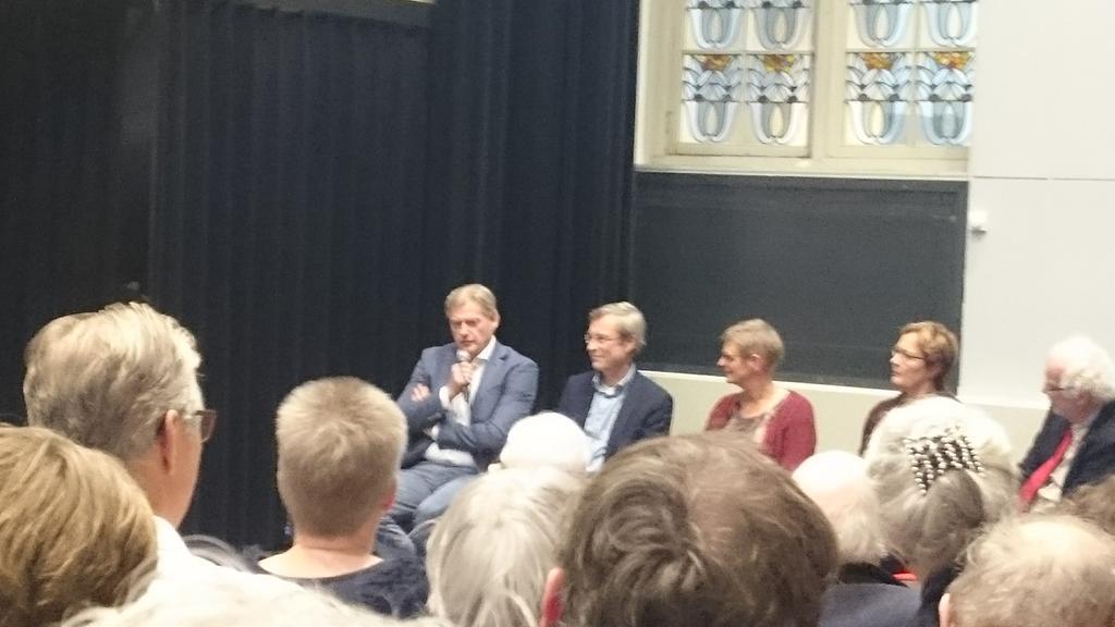 """Martin van Rijn: """"Bij zorg gaat het erom dat mensen op oude leeftijd hun eigen leven kunnen leiden"""" https://t.co/qIryXnqHav"""