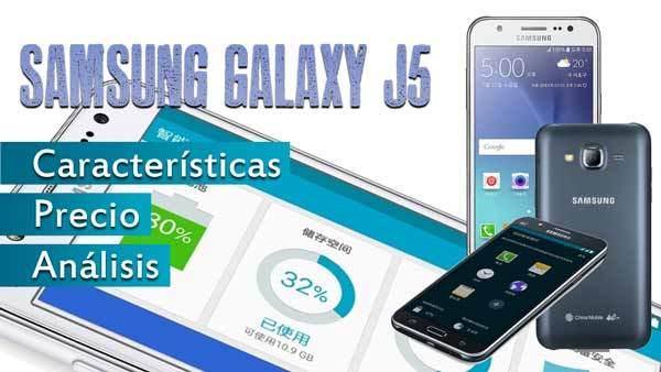 Thumbnail for Samsung Galaxy j5 Caracteristicas, Precio, Opiniones y Análisis