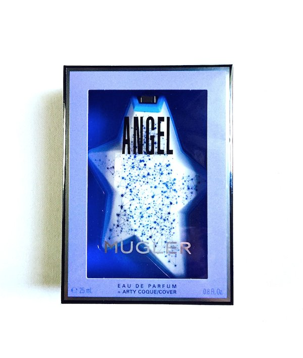 I have another Mugler Angel Arty Collector bottle to give away! To enter follow @davelackie & RT