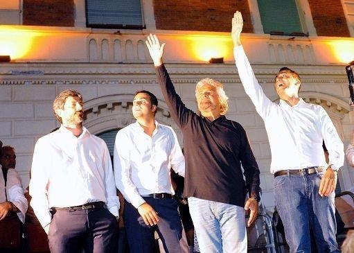 #consultazioni, #M5S a Mattarella: al #votosubito https://t.co/aBYHabw1XP