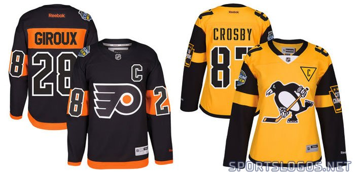 1cd1e06ce Penguins  http   news.sportslogos.net 2016 11 25 penguins-unveil-yellow- jerseys-for-stadium-series  …pic.twitter.com n88TNE6Mzm