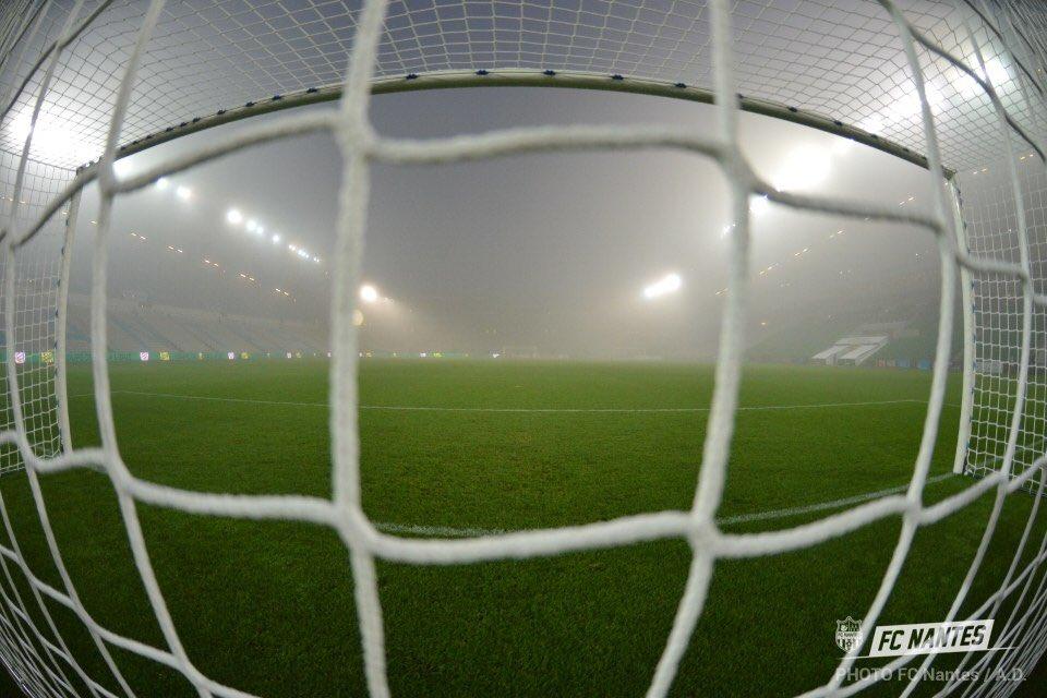 Матч Нант - Кан отменен из-за тумана - изображение 2