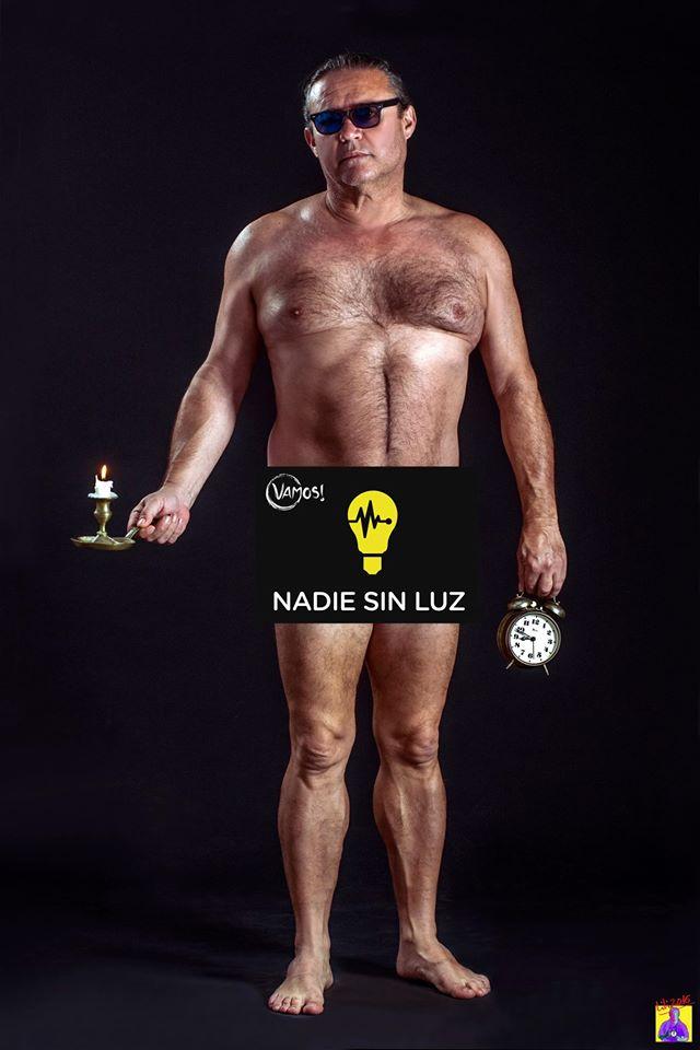 El Español On Twitter Un Concejal Murciano De Podemos Se Desnuda
