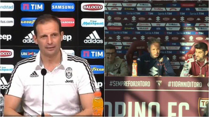 Torino-Juventus, Mihajlovic primo derby contro ... - https://t.co/ta0jVF8Rmv #blogsicilianotizie #todaysport