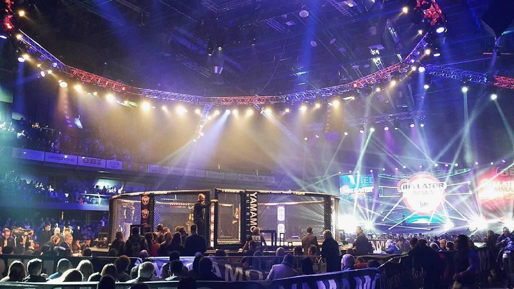 Oggi in TV Oktagon Kickboxing con Alessio Sakara, i fratelli Petrosyan e Mustapha Haida