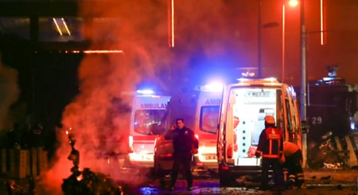 UPDATE: Turkish minister: 29 killed, 166 wounded in twin bombings.