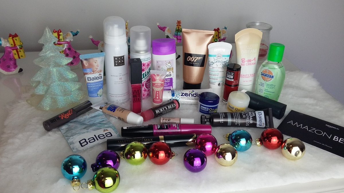 Benefit Weihnachtskalender.Weihnachzen Hashtag On Twitter