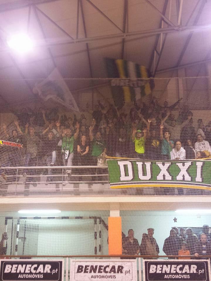 O Directivo não pára, e está em todo o lado. Hoje foi no #HóqueiSCP. Pelo @Sporting_CP, tudo #DUXXIpic.twitter.com/T1oXx5YFsp