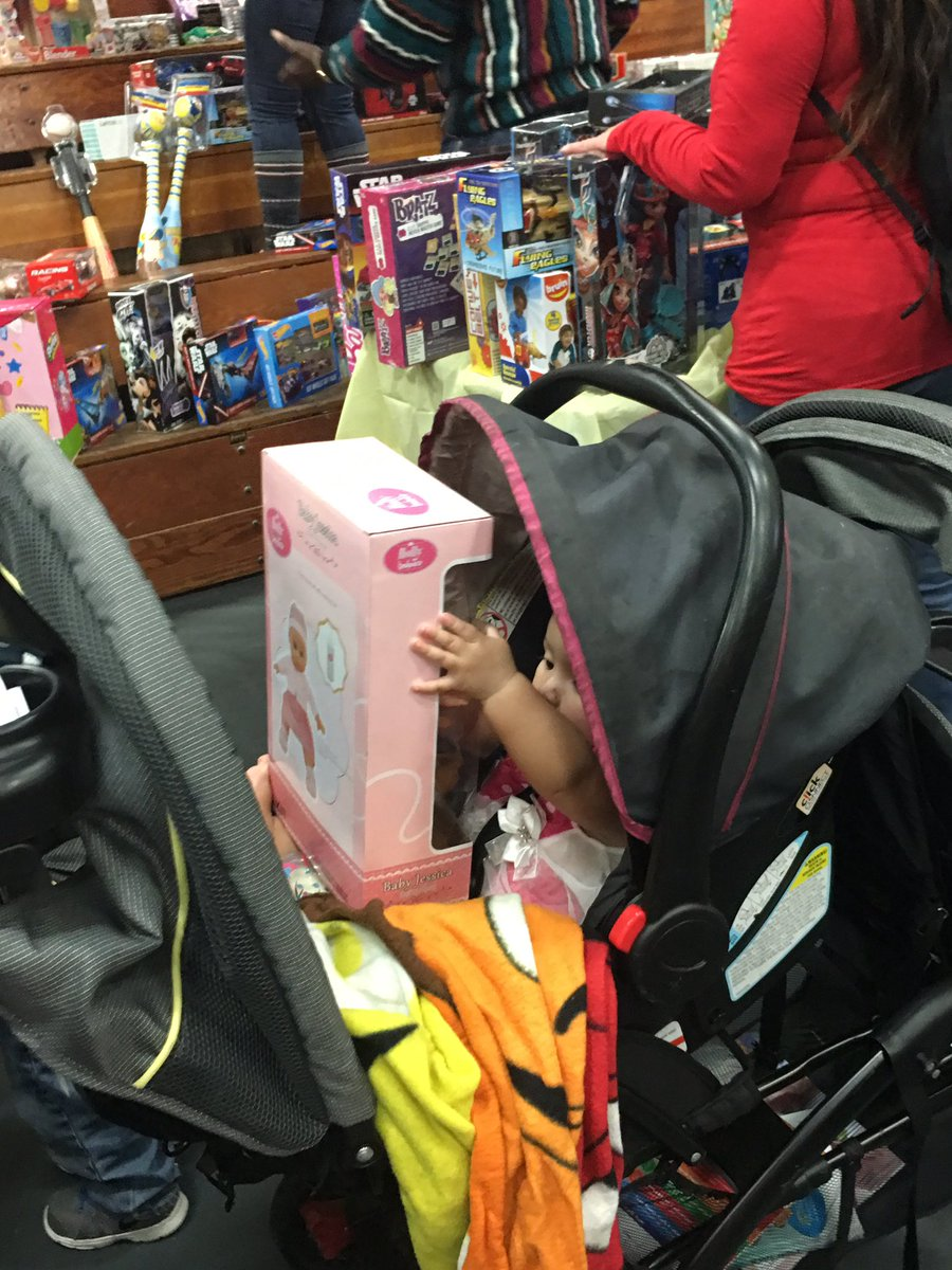 Thousands of San Diego kids & families receive toys, clothes & more thanks to Toys for Joy. Details @fox5sandiego