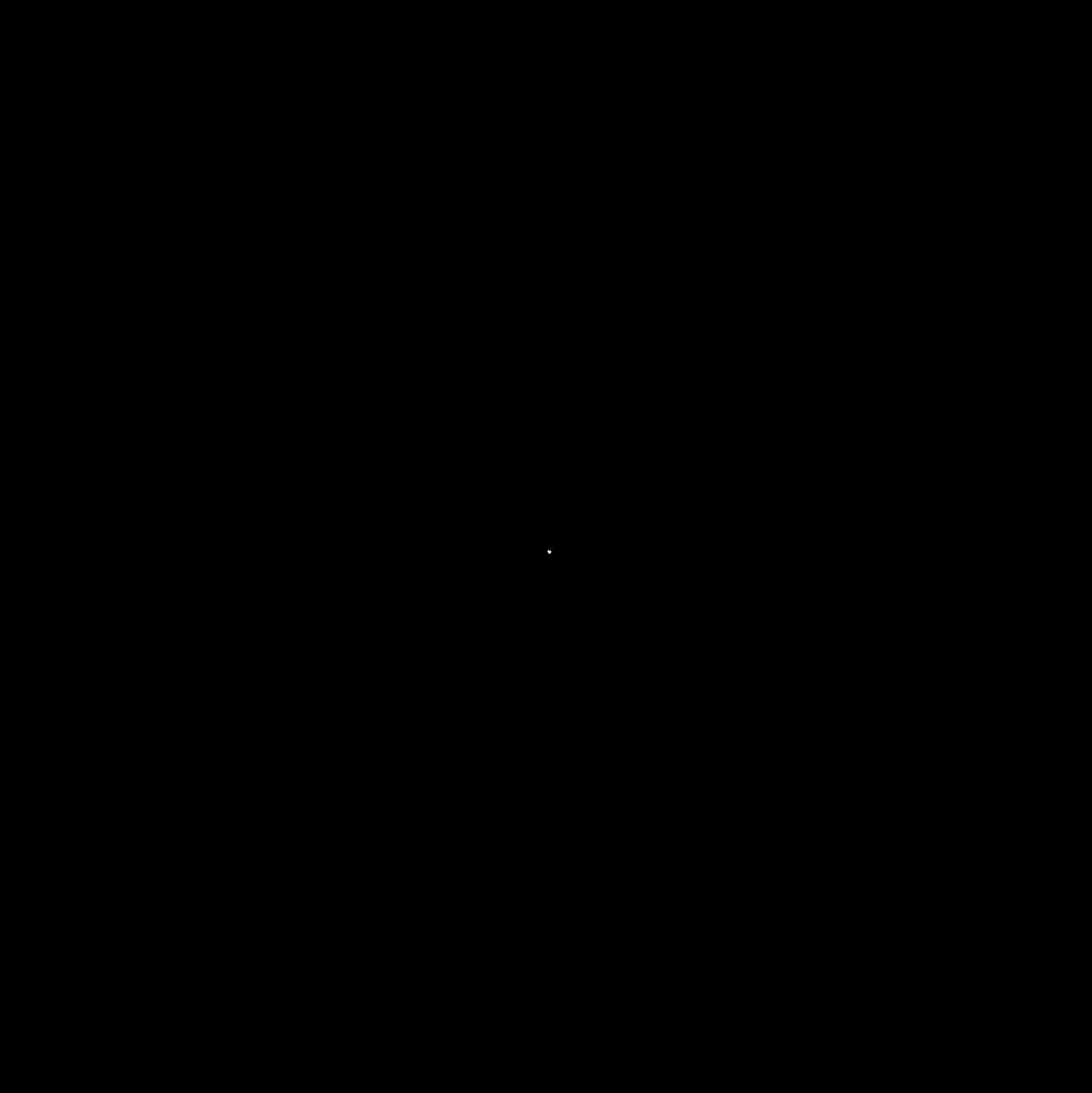 Bu siyahı ben çizdim. Siyahın içinde küçük bi nokta var ya. O umut işte. Benim hala bi umudum var. https://t.co/YTzGNvBCvd