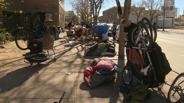 Denver mayor tells police to stop taking tents from homeless