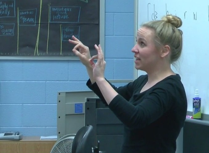 Milwaukee teacher may be nominated for a Grammy award: @BenJordan3