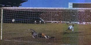 Resultado de imagen para penal de tony gomez 1988 nacional