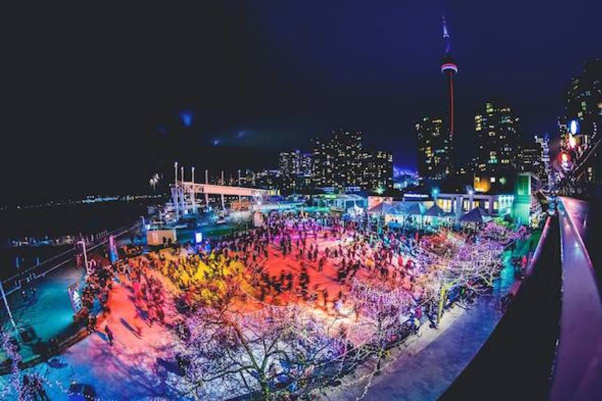 Free DJ skate nights return to Toronto next week