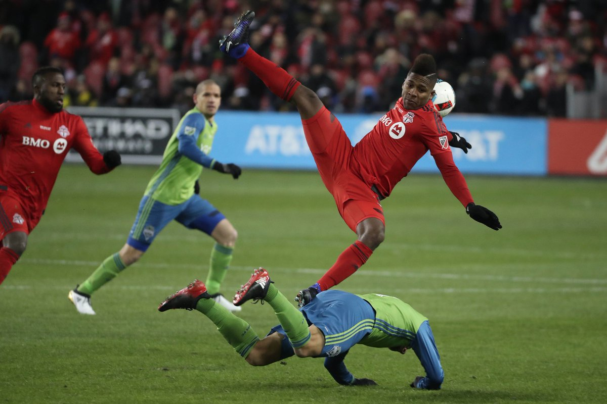 Seattle Sounders defeat Toronto FC in MLS Cup