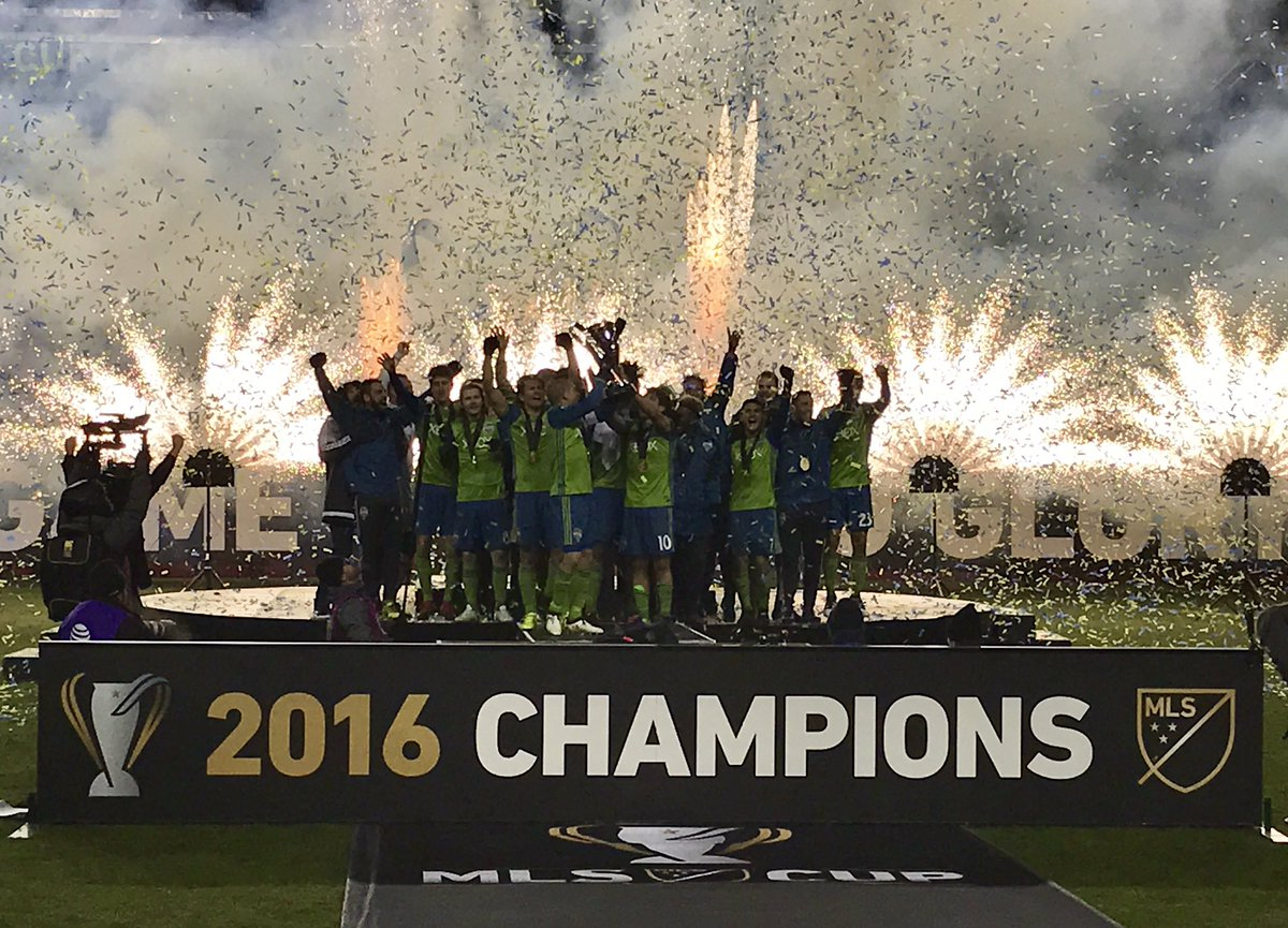 Congratulations @SoundersFC, 2016  #MLSCup Champions! https://t.co/HSXp7k84ZZ