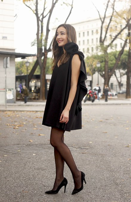 Nuôt Little Black Dress