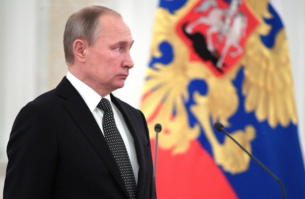 Владимир Путин выразил соболезнования главе Нигерии по поводу теракта в Мадагали: https://t.co/0Tkvsu6Qeq