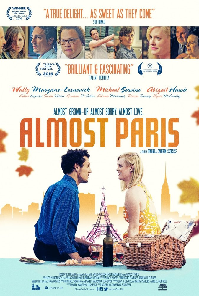 Almost grown-up. Almost sorry. Almost love. #AlmostParis https://t.co/lik0KhlXFM https://t.co/CtHKwWFhwg