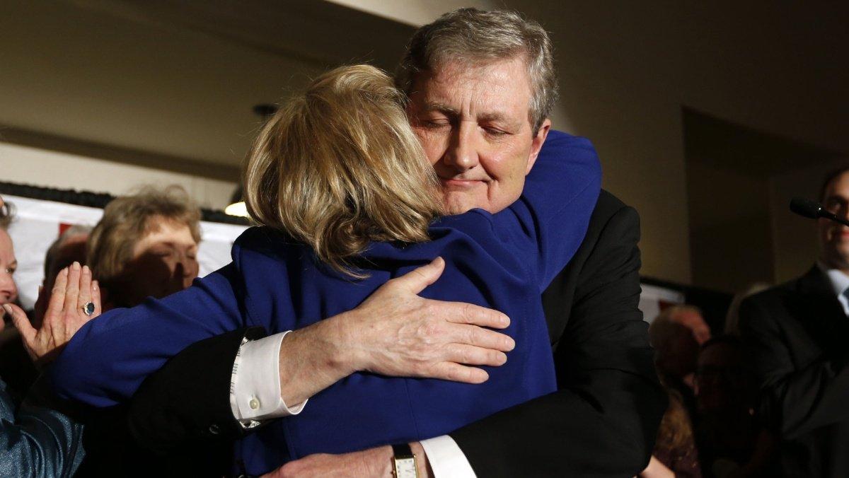 Republican John Kennedy wins Louisiana Senate race in runoff