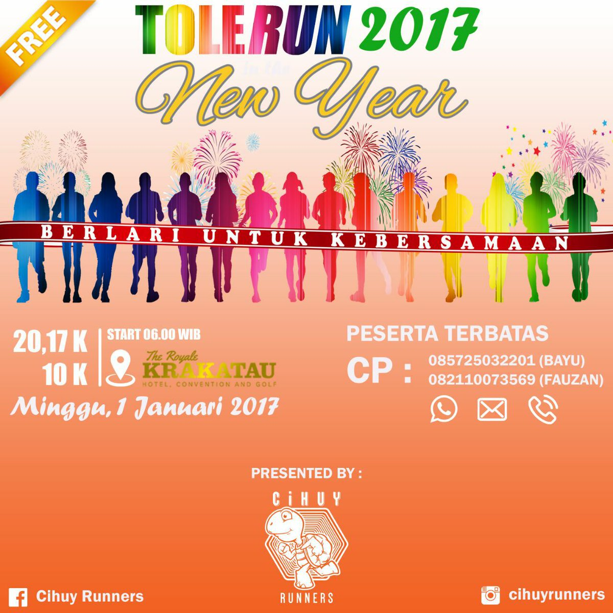 ToleRun New Year 2017