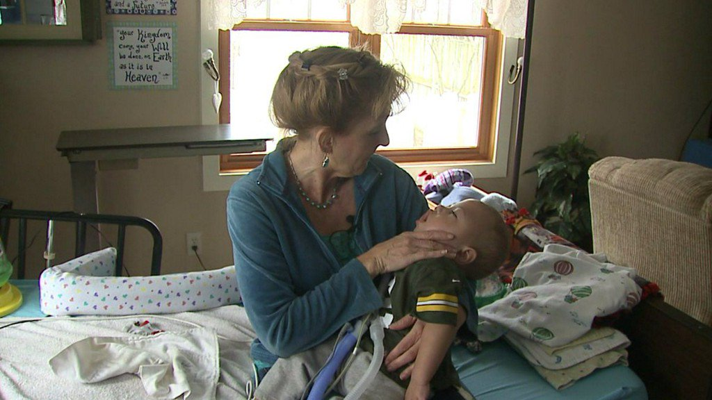 Sheboygan family rewarded for their loving, caring work with terminally ill children