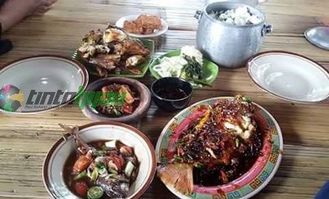 Nasi Liwet Saung Ambu Wisata Kuliner Keluarga Di Alam