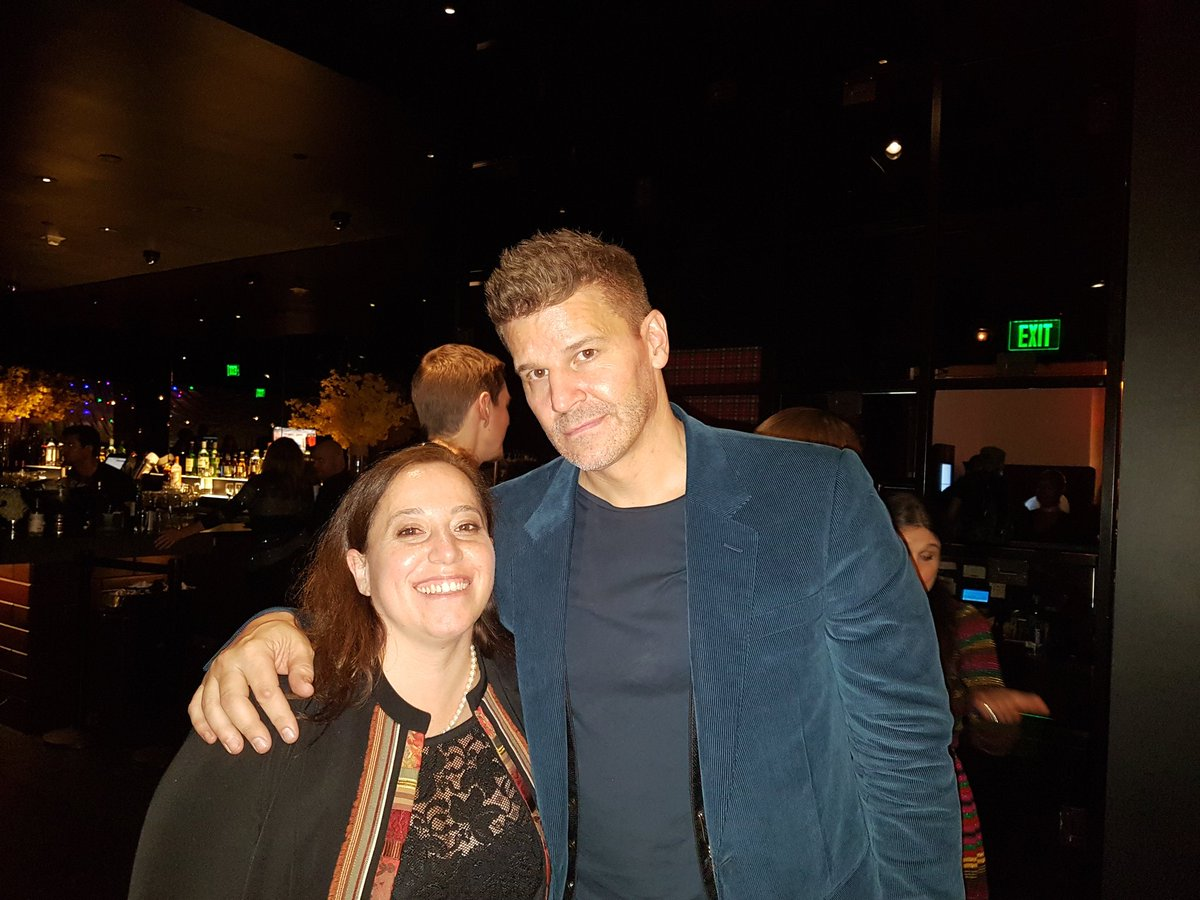 The king @David_Boreanaz #BonesFarewell #Bones https://t.co/zhlTZ7MdGs