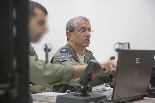 إسرائيل تتسلم أولى مقاتلات «إف 35» الأميركية في ديسمبر CzYYyNvXcAAKTnb