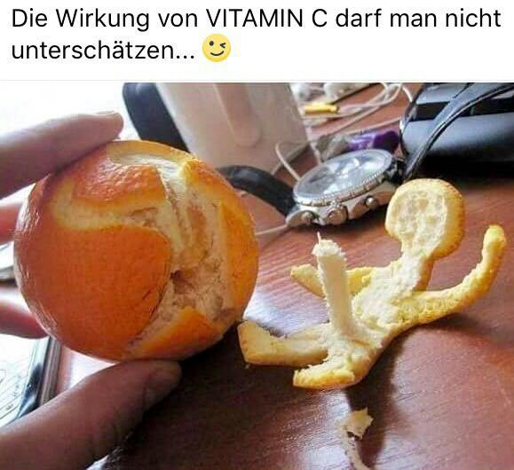Peeling an orange can be very arousing